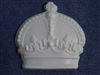 Crown soap mold 4737