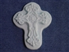 Cross soap plaster mold 4740