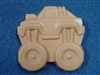 Monster Mud Raised Truck soap mold 4755