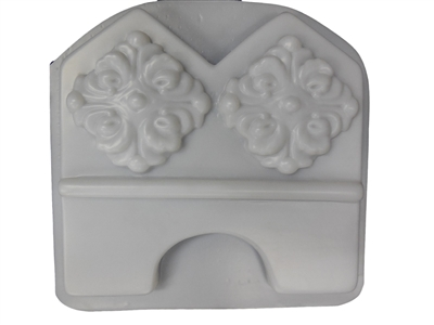 Floral Edging Mold 5000