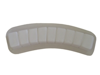Brick curve border concrete mold 5012
