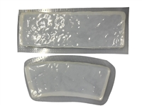 Rock Straight Curve Border Concrete Mold 5017
