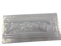 Floral Tile Plaster Concrete Mold Set 6004