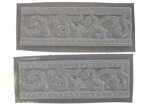 Roman Border Tile Plaster Concrete Mold 6009