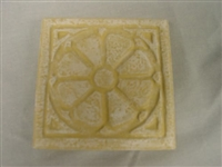 Circle Pattern Plaster Concrete Mold 6025
