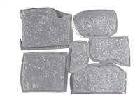 Rock Veneer Concrete Mold Set 6033a