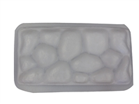Pebble Brick Facing Mold 6036