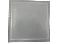 Plain Square Tile Plaster Concrete Mold 6040