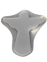 Angel concrete or plaster mold 7001