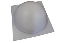 12 Inch Half Ball Concrete Mold 7012