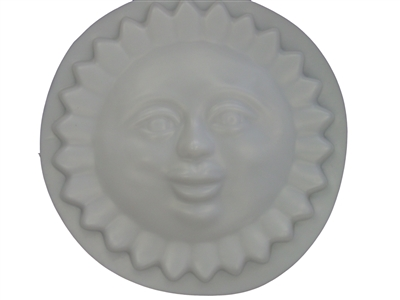 Sun Plaster or Concrete Mold 7016