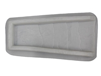 Slate Downspout concrete Mold 7047