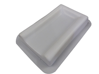 Downspout Splash Guard Concrete Mold 7068