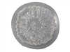 Applique Plaque Concrete Plaster Mold 7093