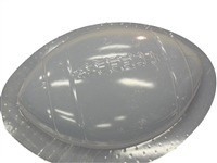 Football Plaster or Concrete Mold 7097