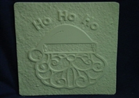 Santa Plaster or Concrete Mold 7103