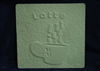 Latte Coffee Plaster Concrete Mold 7112