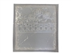 Roses Plaster or Concrete Mold 7122
