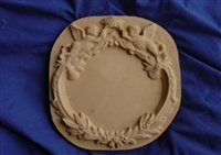 Angels plaster concrete Mold 7165