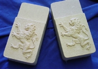 Lion feet concrete Mold 7188