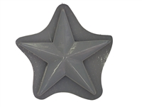 Star Plaster or concrete Mold 7195