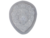 Lion head plaster or concrete mold 7214