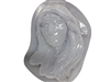 Indian Head concrete mold 7233