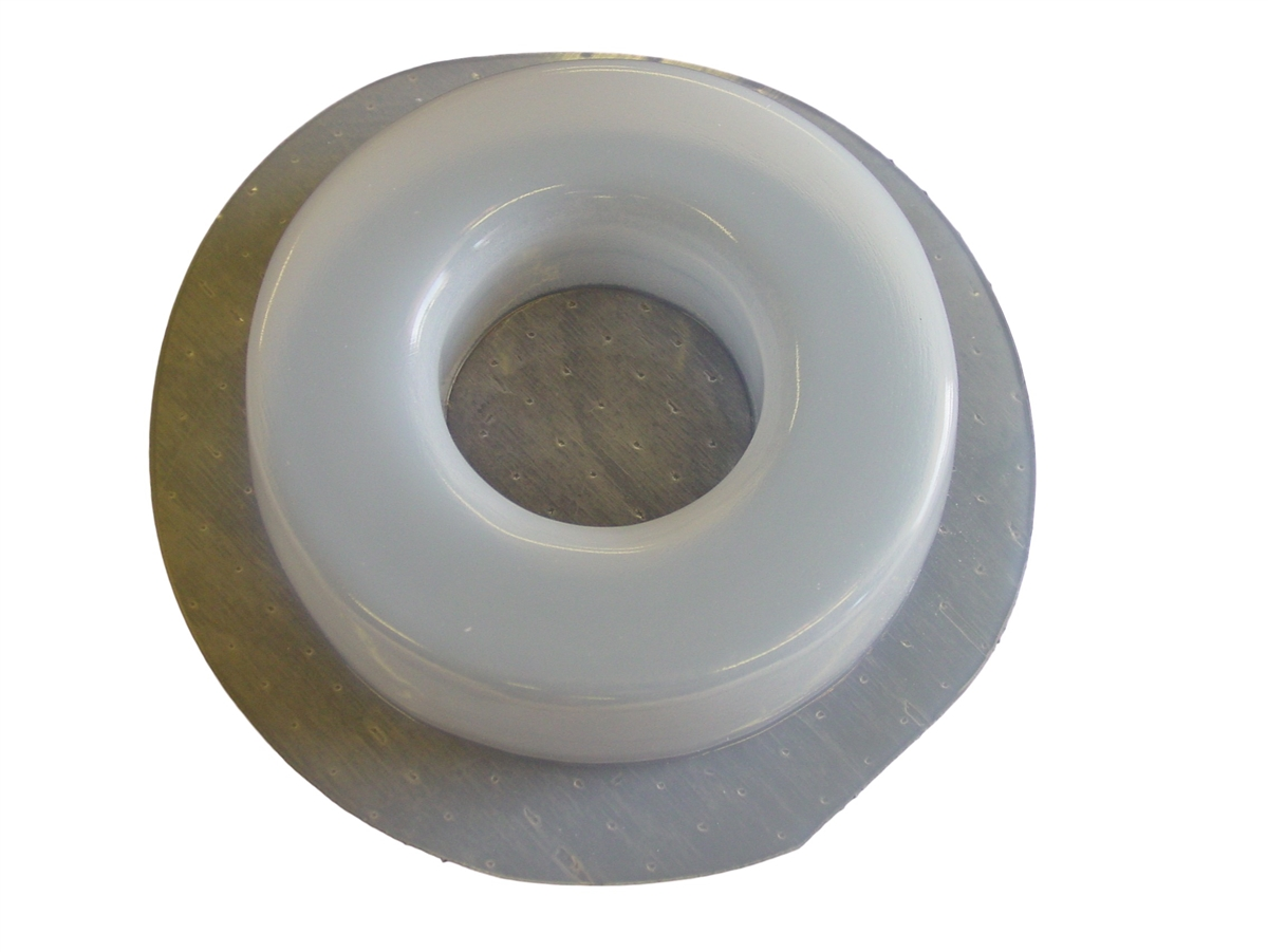 6 In Sprinkler Guard Protector Concrete Mold 7239