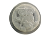 Owl plaster or concrete Mold 7245