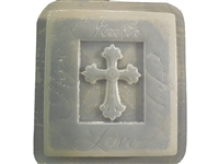 Hope plaster or concrete Mold 7249