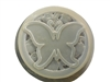 Butterfly concrete or plaster mold 7256