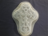 Cross Plaster or Concrete Mold 7259