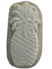 Pineapple stepping stone concrete mold 7262