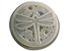 Dragonfly concrete stepping stone mold 7263