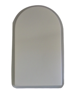 Plain Tombstone Concrete Mold 8006