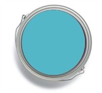 Blue Bahama patio paint DCP63