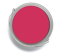 Raspberry Red patio paint DCP64