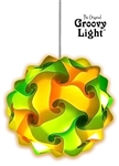 The Original Groovy Light Puzzle Light - Crazy Asteroid