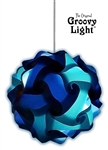 The Original Groovy Light - Oceana Blue