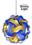 The Original Groovy Light Puzzle Light - Blue Dream
