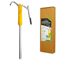TRD490BIO - Bio-Diesel Steel Lever-Action Drum Pump- 10oz per Stroke