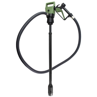 TREDRUMT - Electric Drum Pump - Telescopic Length (7 GPM)