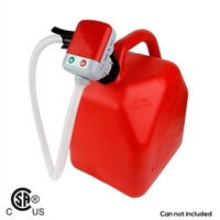 TRFA01 - Battery Powered Fuel Transfer Pump - 3 GPM