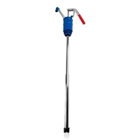 TRLEVER100 - Big Blue Lever-Action Drum Pump - 1 Gallon per 4 Strokes