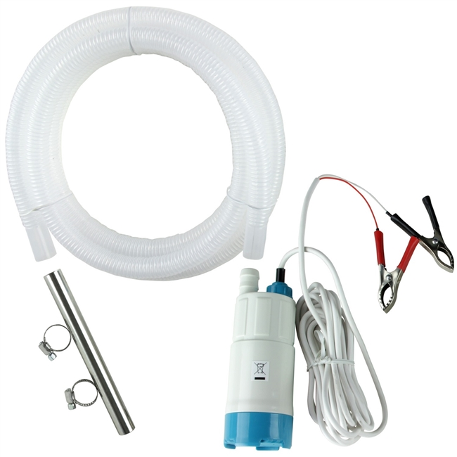 DC Electric Submersible Water Pump
