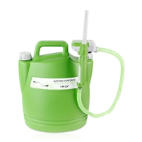 TRWC - Battery Powered Watering Can with 2.5 Ft Hose