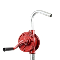 TRWS25 - Steel Rotary Drum Pump