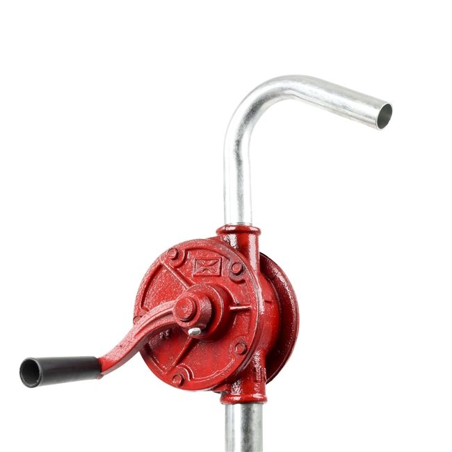 TRWS25: Steel Rotary Drum Pump