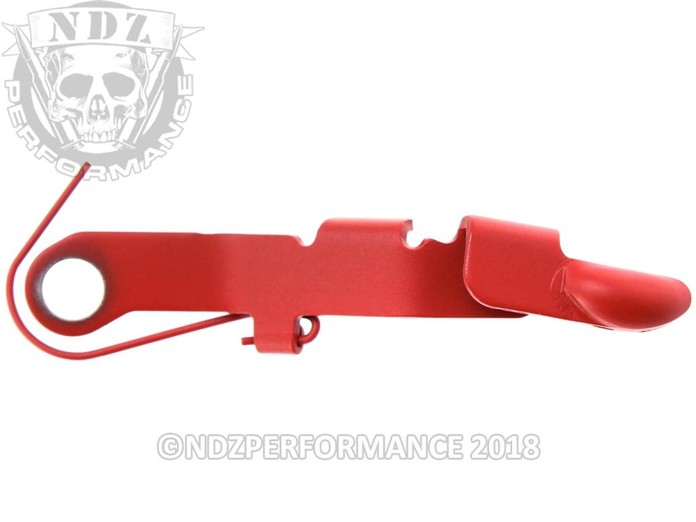 Ghost Usmc Red Bullet Slide Release For Glock Gen 1 4
