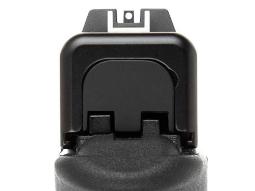 NDZ Black Glock Gen 5 Slide Plate 17 19 19x 26 34 45 (*LZ)